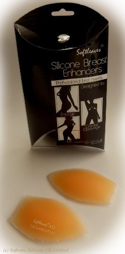 Softleaves X33 Silicone Breast Enhancers