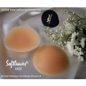 Softleaves X400 Silicone Breast Enhancers