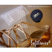 Softleaves S2 Silicone Slingback Strips